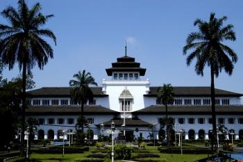 Gedung Sate, ikon Kota Bandung (Ist/isiea.org)